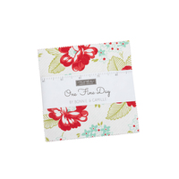 Moda Fabric Precuts Charm Pack - One Fine Day by Bonnie & Camille