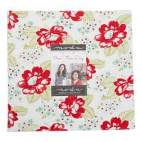 Moda Fabric Precuts Layer Cake - One Fine Day by Bonnie & Camille
