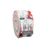 Moda Fabric Precuts Jelly Roll - One Fine Day by Bonnie & Camille