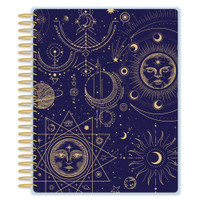 Paper House - Planner - 12 Months - Celestial (Vertical, Undated)