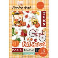 Carta Bella Sticker Book - Welcome Autumn