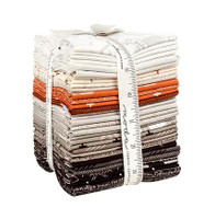 Moda Fabric Precuts - Smoke & Rust by Lella Boutique - Fat Quarter Bundle
