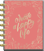 The Happy Planner - Me and My Big Ideas - Classic Happy Planner - 2022 Miss Maker - 12 Months (Dated, Checklist)