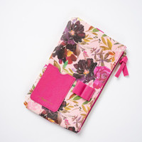 The Happy Planner - Me and My Big Ideas - Seasonal Watercolor Zip Pouch With Pen Loop