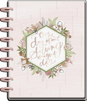 The Happy Planner - Me and My Big Ideas - Classic Happy Planner - 2022 Happy Sewing - 12 Months (Dated, Dashboard)