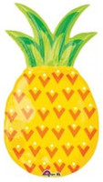 Pineapple Foil Balloon (43cm x 78cm)