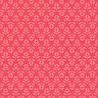 Riley Blake Fabric - Stitch by Lori Holt - Flower Cayenne #C10932R-CAYE