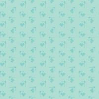 Riley Blake Fabric - Bee Basics by Lori Holt - Heart Songbird #C6401R-SONGB
