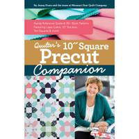 """C & T Publishing - Quilter's 10"""" Square Precut Companion"""