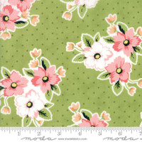 Moda Fabric - Olive's Flower Market - Lella Boutique - #5030 15