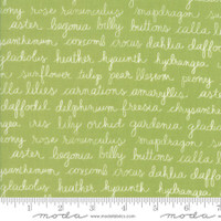 Moda Fabric - Olive's Flower Market - Lella Boutique - #5033 15