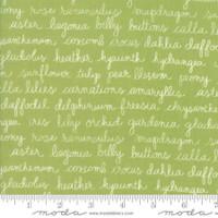 Moda Fabric - Olive's Flower Market - Lella Boutique - #5033 15
