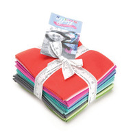 Moda Fabric Precuts - Fat Quarter Bundle - Designer Select Bella Colours - Kate Spain
