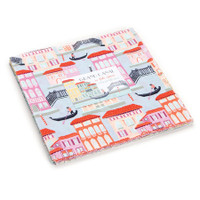Moda Fabric Precuts Layer Cake - Grand Canal - Kate Spain