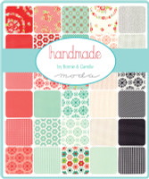 Moda Fabric - Handmade - Bonnie & Camille - Fat Quarter Bundle