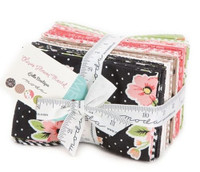 Moda Fabric - Olive's Flower Market by Lella Boutique - Fat Eighth Bundle