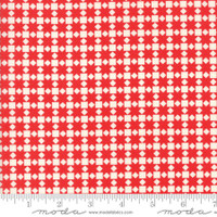 Moda Fabric - Handmade - Bonnie & Camille - Red #55142-21