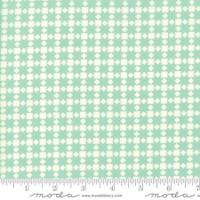 Moda Fabric - Handmade - Bonnie & Camille - Aqua #55142-22