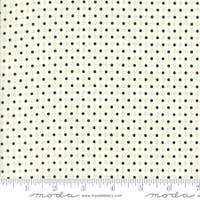 Moda Fabric - Handmade - Bonnie & Camille - Black Cream #55143-27