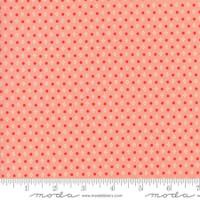 Moda Fabric - Handmade - Bonnie & Camille - Coral #55143-13
