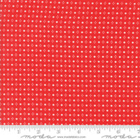 Moda Fabric - Handmade - Bonnie & Camille - Red #55143-11