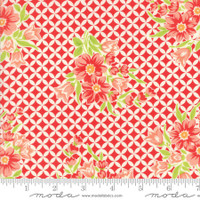 Moda Fabric - Handmade - Bonnie & Camille - Red #55146-11