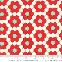 Moda Fabric - Handmade - Bonnie & Camille - Red #55148-27