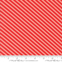 Moda Fabric - Handmade - Bonnie & Camille - Red #55145-23