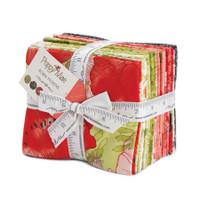 Moda Fabric Precuts Fat Quarter Bundle - Poppy Mae by Robin Pickens
