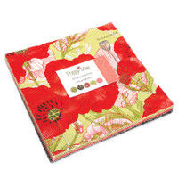 Moda Fabric Precuts Layer Cake - Poppy Mae by Robin Pickens