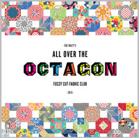 All Over The Octagon Kit - Sue Daley Designs