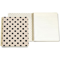 Kate Spade NY Spiral Notebook Deco Dot