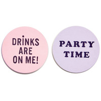 Drink Coasters - Set of 16