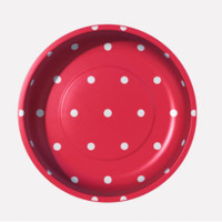 Pleasant Home - Magnetic Pin Bowl Dots Red