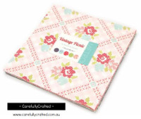 Moda Fabric Precuts Layer Cake - Vintage Picnic Bonnie & Camille