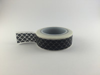 Washi Tape - Black Scales #944