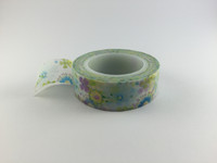 Washi Tape - Floral Print #954