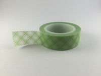 Washi Tape - Green Ribbon #957