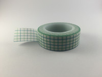 Washi Tape - Green & Blue Grid #958