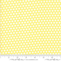Moda Fabric - Basics - Bonnie & Camille - Yellow #55023 30