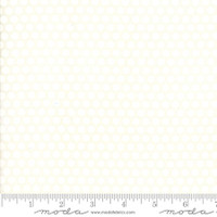 Moda Fabric - Basics - Bonnie & Camille - White #55023 38