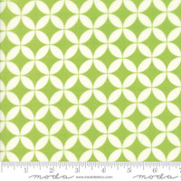 Moda Fabric - Basics - Bonnie & Camille - Green #55111 44