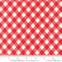 Moda Fabric - Basics - Bonnie & Camille - Red #55124 31