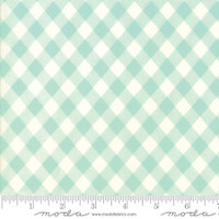 Moda Fabric - Basics - Bonnie & Camille - Aqua #55124 35