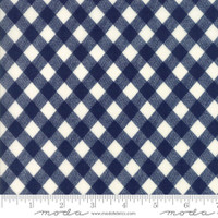 Moda Fabric - Basics - Bonnie & Camille - Navy #55124 37