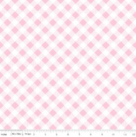 Riley Blake Fabric - Sew Cherry 2 - Lori Holt - Pink #C5808