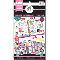 Me and My Big Ideas - The Happy Planner - Value Pack Stickers - Everyday Plans (#1486)