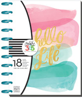 Create 365 - Me and My Big Ideas - 2016-2017 BIG Happy Planner™ - Stay Golden