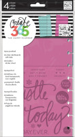 Create 365 - Me and My Big Ideas - Happy Planner -Dashboards - Classic -Set of 3