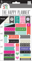 Me and My Big Ideas - The Happy Planner - Washi Sticker Pack - Bold